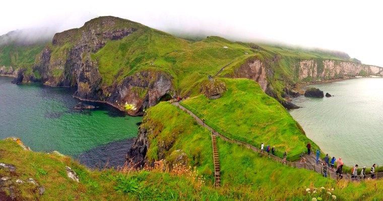 The wonders of Northern Ireland