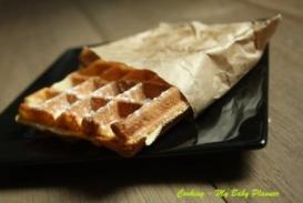 Waffle di Michalak - Cooking - My Baby Planner