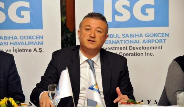 İSG CEO'su Ersel Göral istifa etti