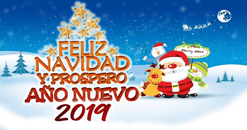 Felicitaciones Para Navidad 2019.Felicitacion De Ano Nuevo 2019 Gatell Asociados