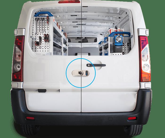Van lock protection