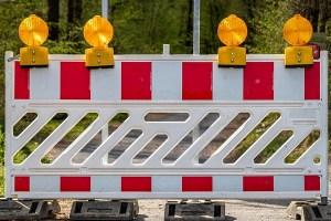 Achtung: Straßensperrungen in Gatersleben