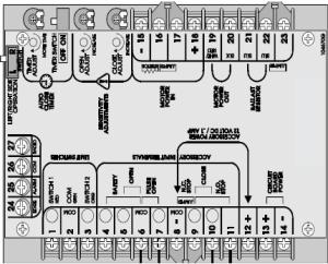 Liftmaster Boards, Liftmaster Circuit Boards, Liftmaster