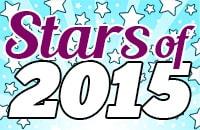 Stars Of 2015