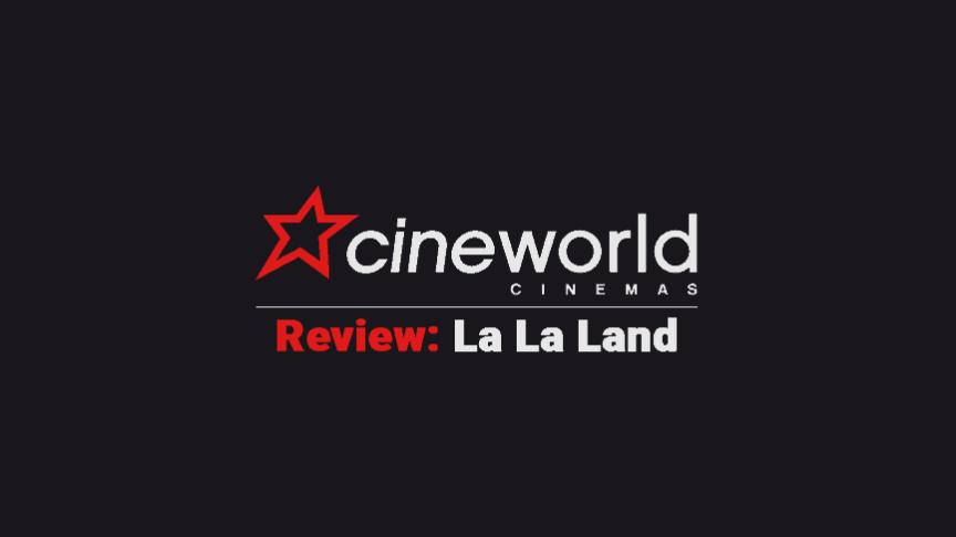 Cineworld Basildon La La Land