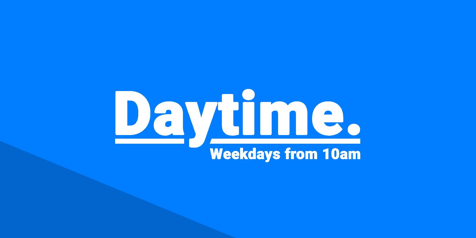 Daytime on Gateway 97.8