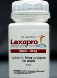 Escitaloram Reduces Inflammation