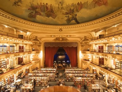 Buenos Aires Book Store