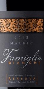 Argentine Malbec Wines