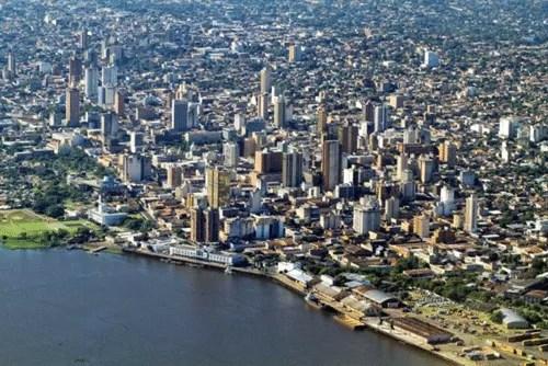 image of the article Paraguay Capital Asunción, en pleno avance