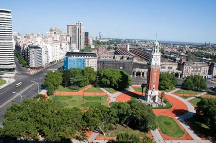 Torre de los Ingleses, Buenos Aires