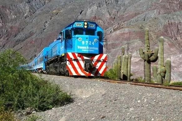 image of Argentina Moderniza su Sistema Ferroviario