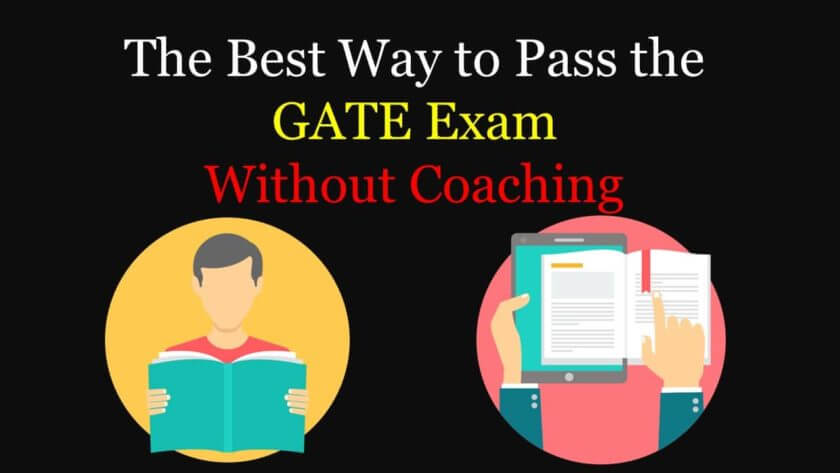 Best Way to Pass the GATE Exam Without Coaching