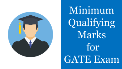 Photo of Find Out Minimum Qualifying Marks for GATE 2021 Exam