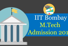 Photo of IIT Bombay M.Tech Admission 2019