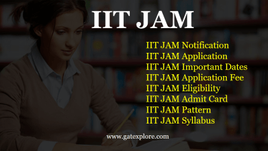 Photo of IIT JAM 2021 Application Form Starts