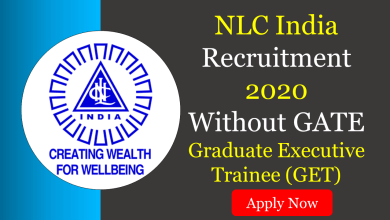 Photo of NLC Recruitment 2020 Without GATE