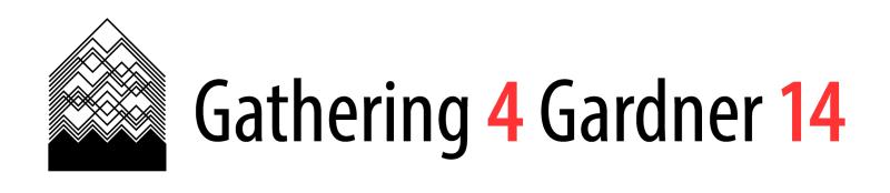 G4G14 Logo Wide