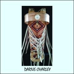 Darius Charley, Navajo Cradleboards