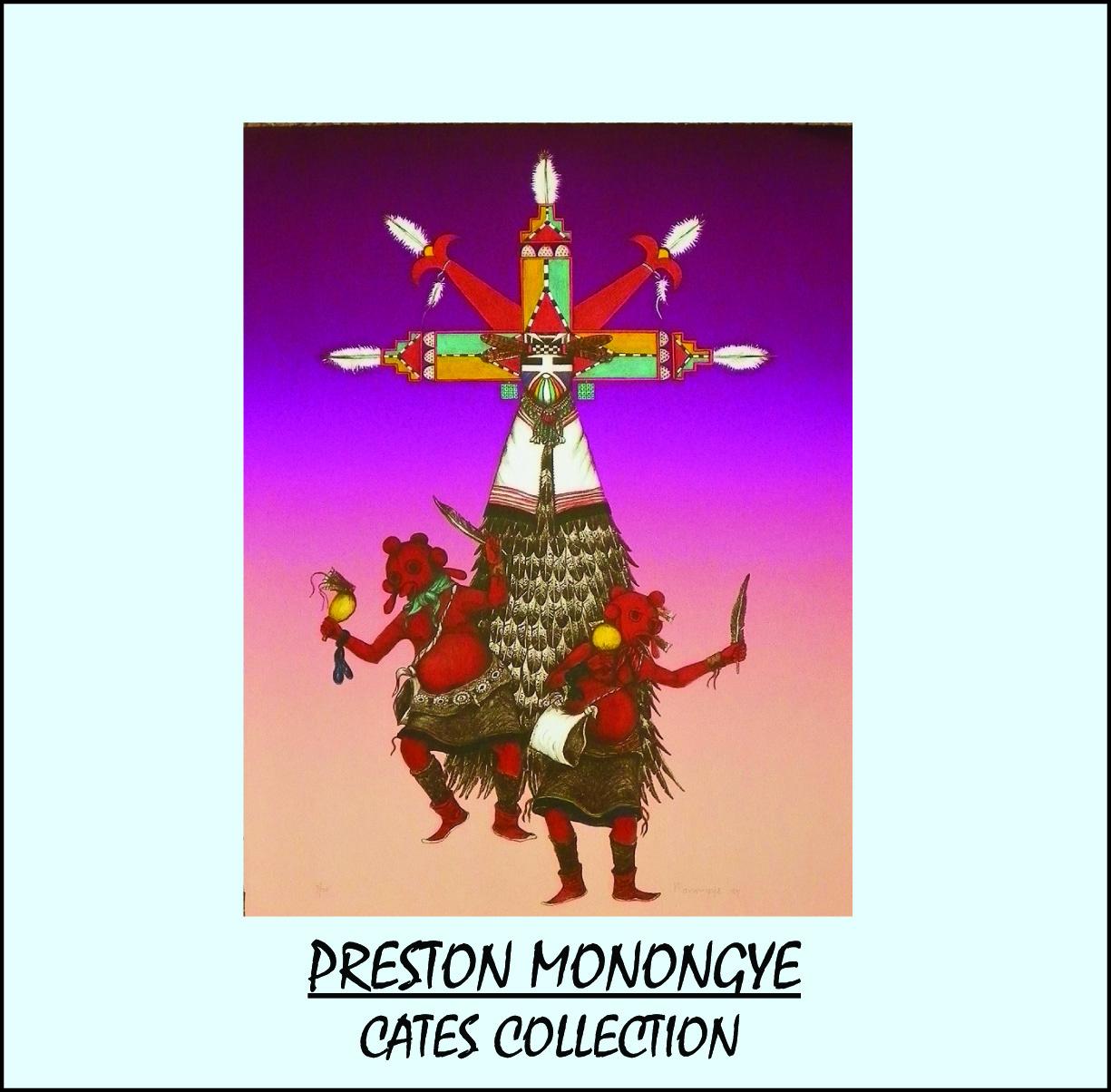 Preston Monongye – Rare Art Prints