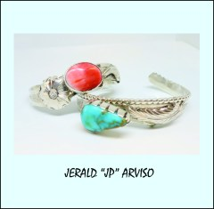 "Jerald ""JP"" Arviso"
