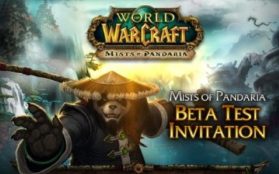 Mists of the Pandaria Monks?