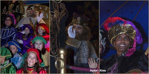Reyes Magos, Cabalgata de Reyes