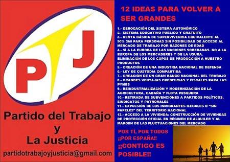partido del trabajo y la justicia