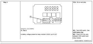 2014 XUV 825i Can't engage 4 wheel drive  John Deere