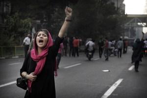 IRAN-VOTE-UNREST