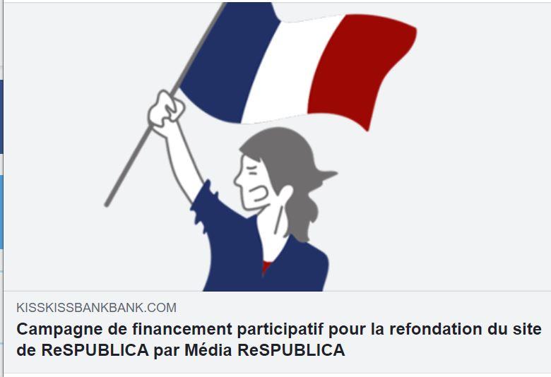 Read more about the article Avec vous, ReSPUBLICA va faire peau neuve et se développer!