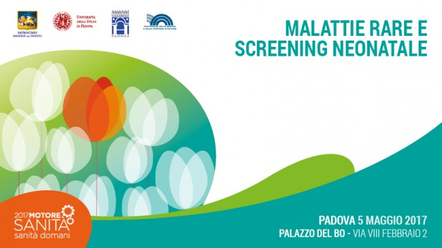 Malattie rare e screening neonatale