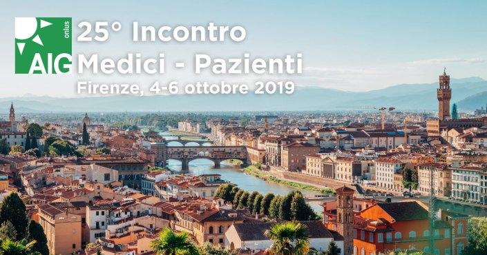 Associazione Italiana Gaucher - 25° Incontro Medici-Pazienti