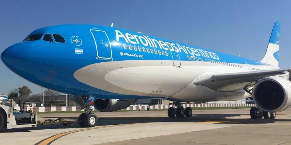 Aerolineas Argentinas voli stagione invernale