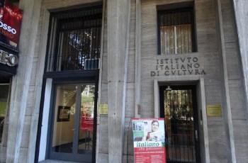 istituto italiano cultura buenos aires
