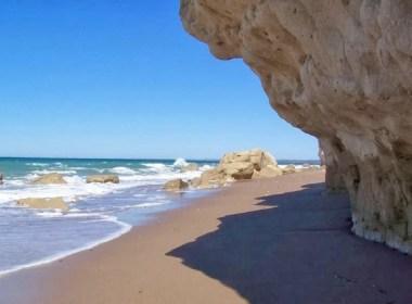 las grutas spiagge argentina
