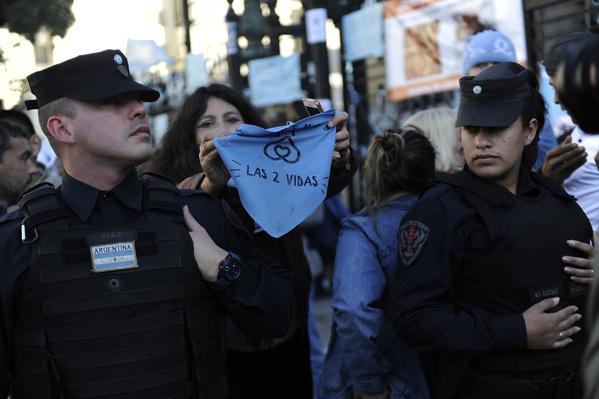 argentina depenalizzazione aborto progetto legge maggio 2019