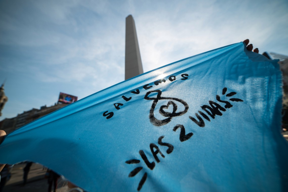 aborto legale argentina legge alberto fernandez