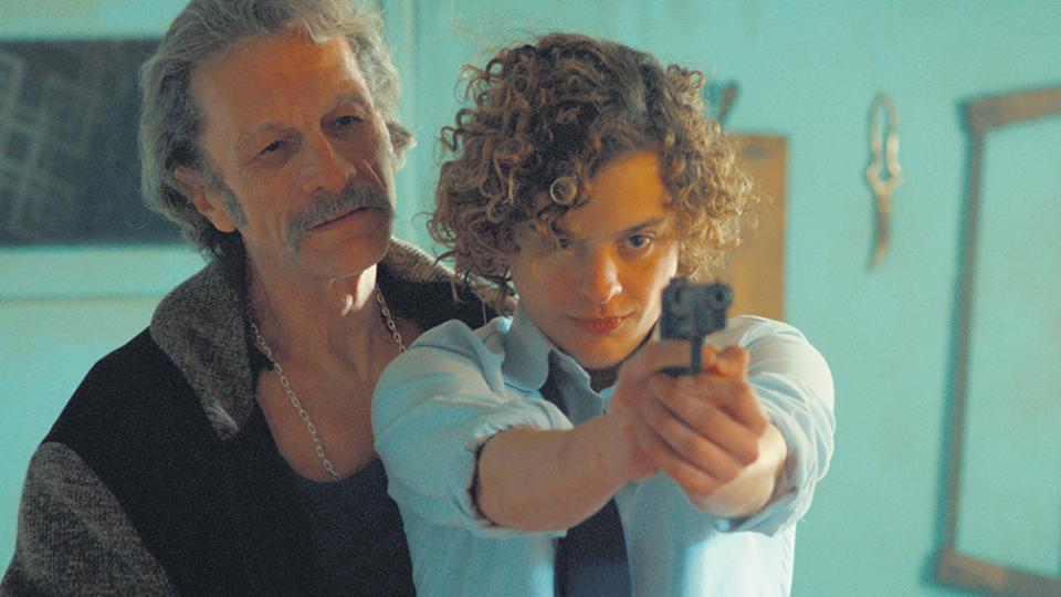 L'angelo del crimine film Carlos Robledo Puch