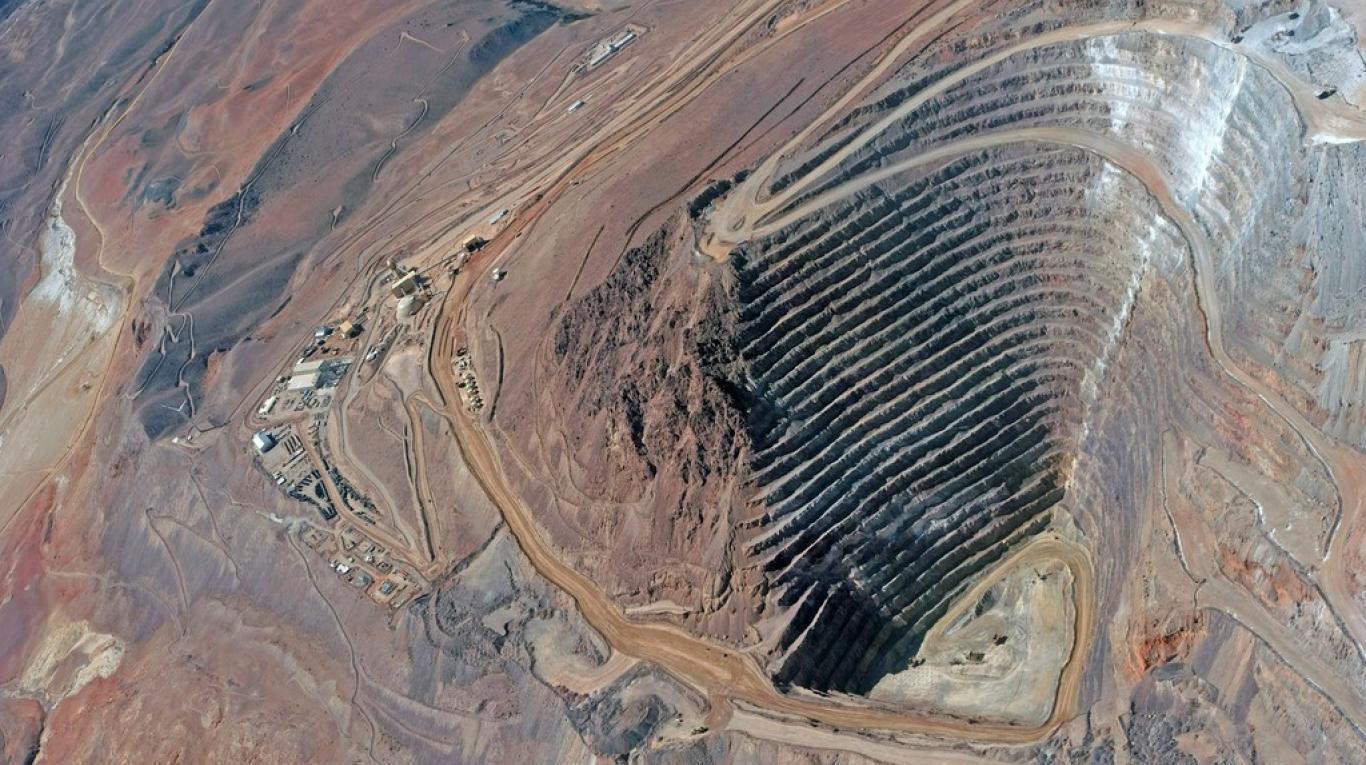argentina minerali miniere litio oro rame
