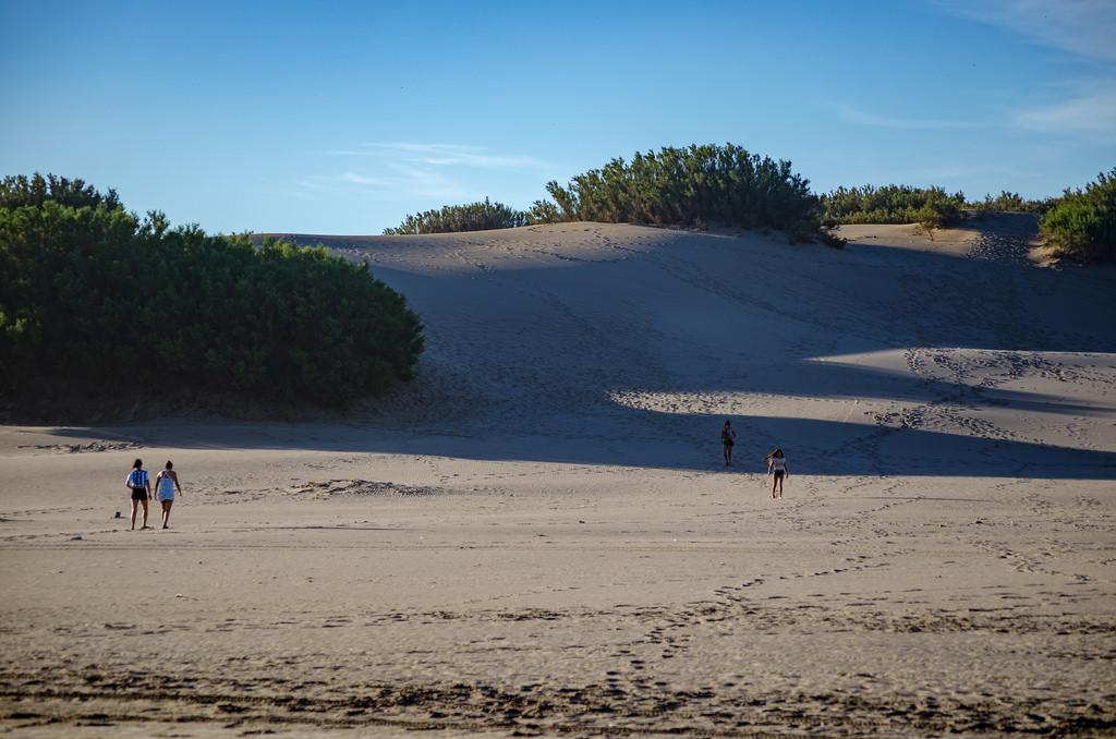 mare argentina spiagge reta