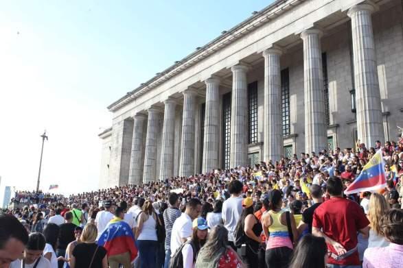 argentina immigrati venezuelani