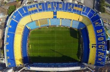 bombonera progetto nuovo stadio boca juniors capienza spettatori