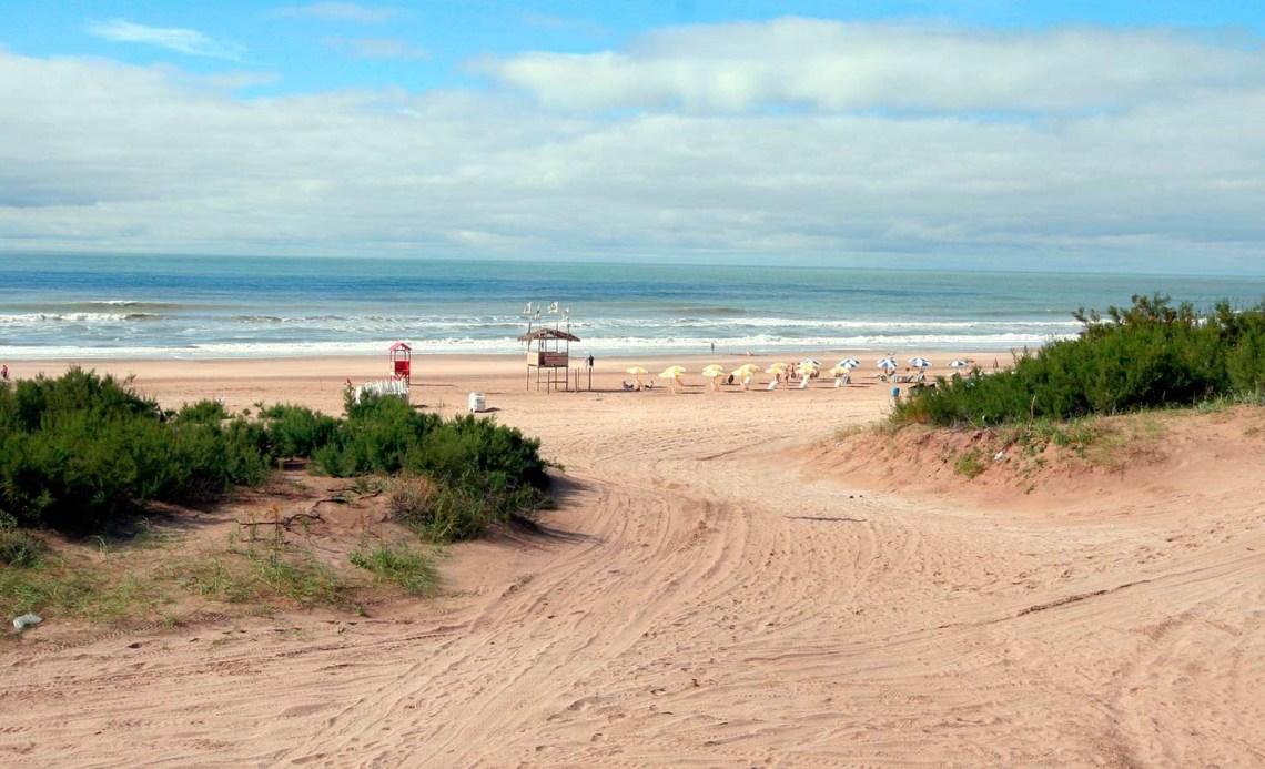 carilo spiaggia argentina