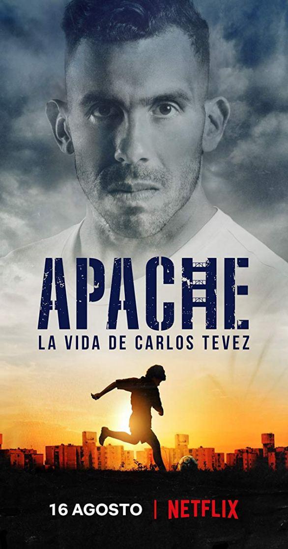 carlos tévez serie tv netflix apache