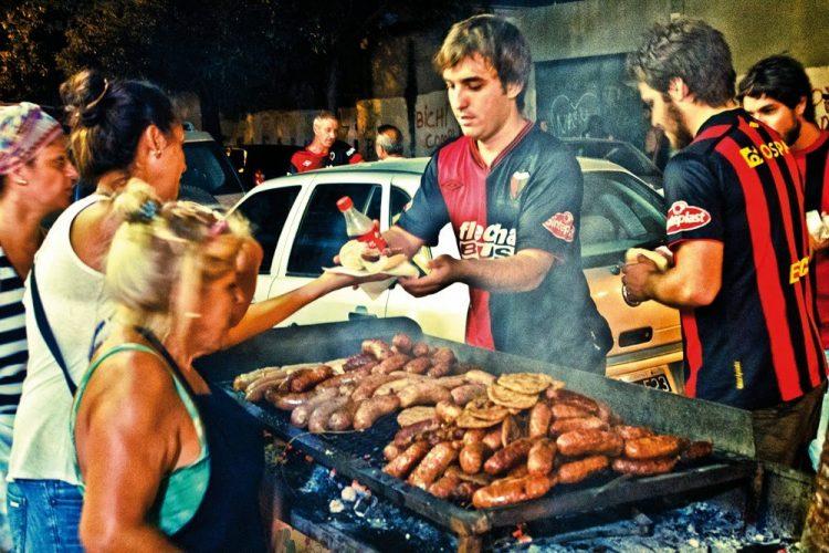 argentina buenos aires choripan stadio