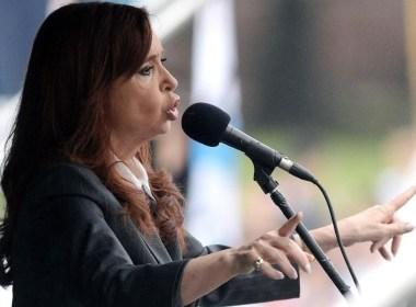 elezioni argentina 2019 cristina kirchner
