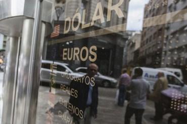 fuga di capitali dall'Argentina
