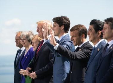 G7 2019 FRANCIA ARGENTINA macri