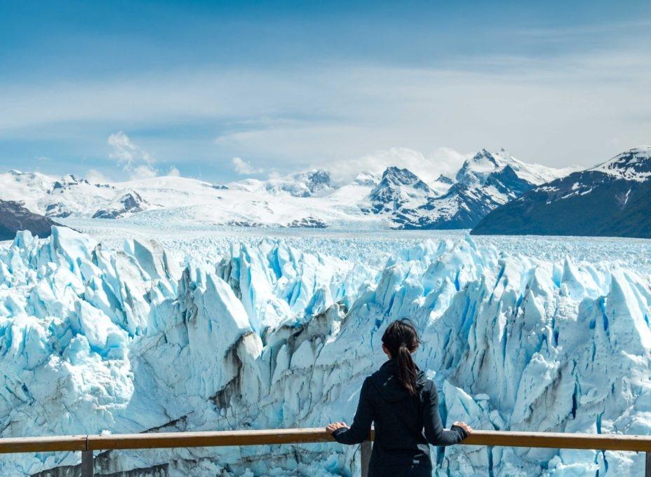 rottura ghiacciaio perito moreno 2019 argentina
